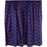 Mississippi Rebels Printed Shower Curtain Cover