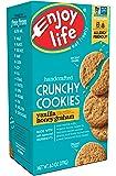 Enjoy Life Crunchy Cookies Gluten-Free, Dairy-Free, Nut-Free and Soy-Free, Vanilla Honey Graham