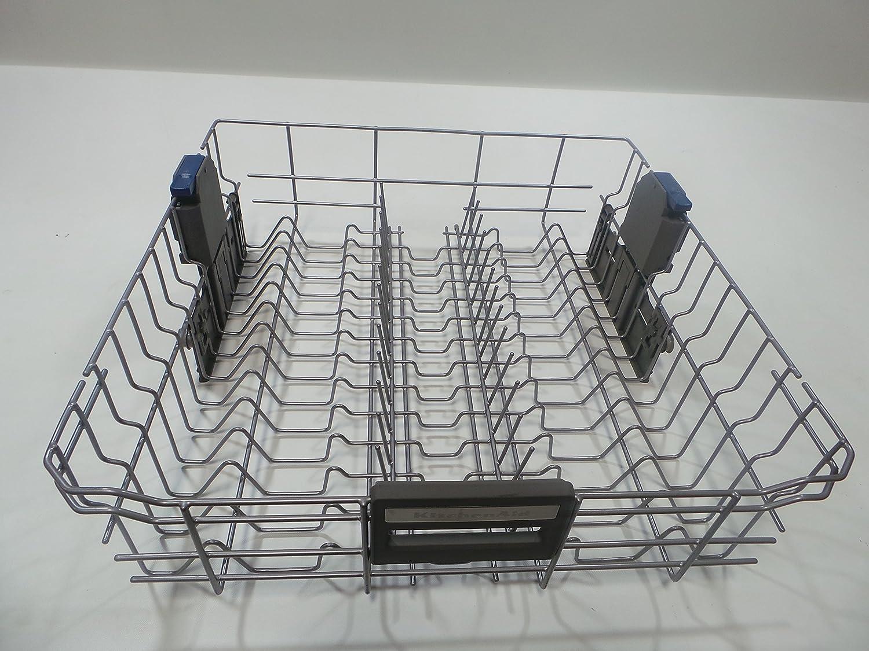 Whirlpool W10728863 Dishwasher Dishrack, Upper Genuine Original Equipment Manufacturer (OEM) Part