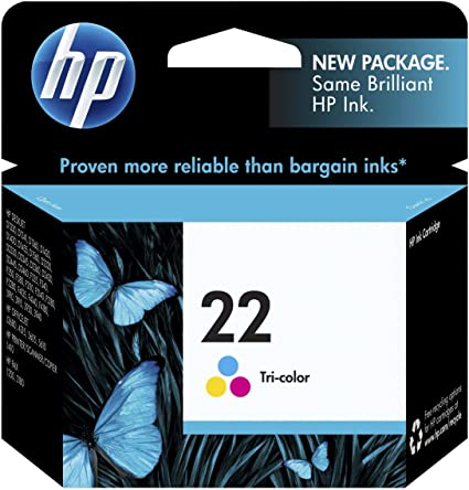 HP 22 Inkjet Print Cartridge