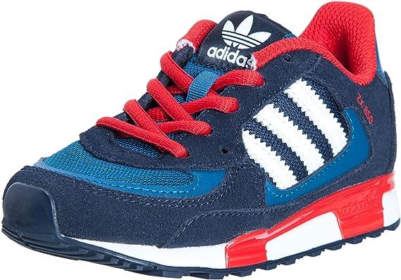 Adidas ZX 850 K Schuhe tribe blue running white collegiate