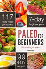 Paleo for Beginners: Essentials to Get Started Paperback
