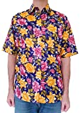 Bent Banani Floral Men's Shirts - Alfie (Short Sleeve)