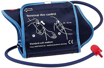 Hartmann Tensoval Duo Control II - Tensiómetro automático para medición en el brazo (22-32 cm, tamaño grande): Amazon.es: Salud y cuidado personal