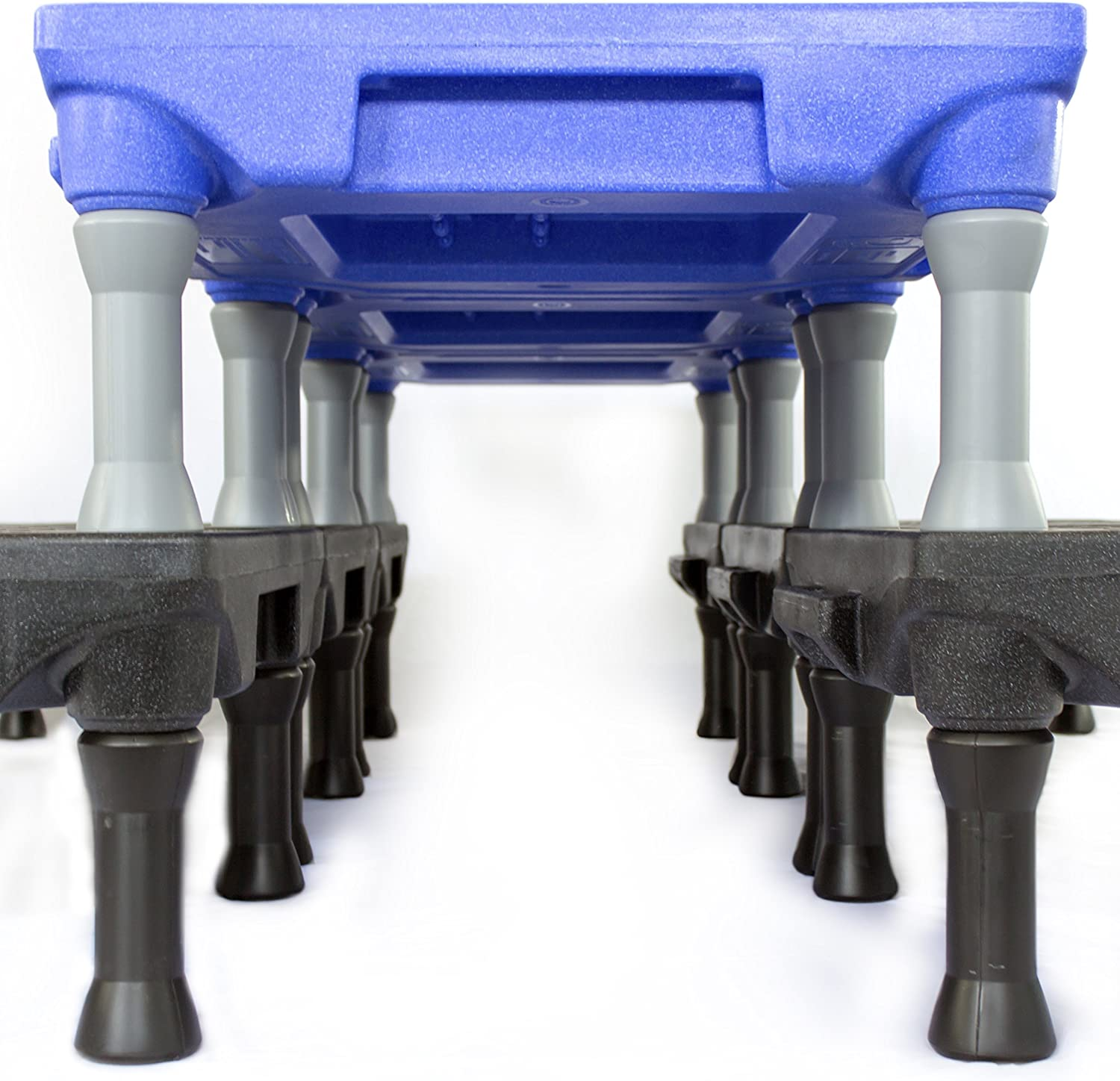 Blue-9 The KLIMB Dog Training Platform & Agility System Blue