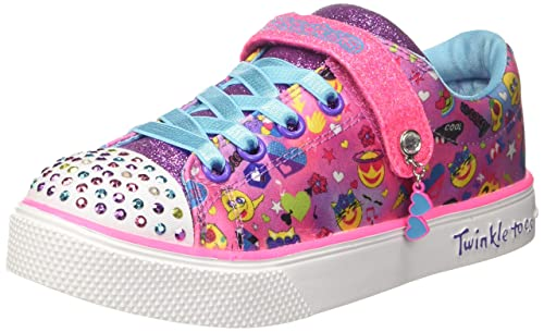 Skechers Twinkle Breeze 2.0-Character, Zapatillas para Niñas: Amazon.es: Zapatos y complementos