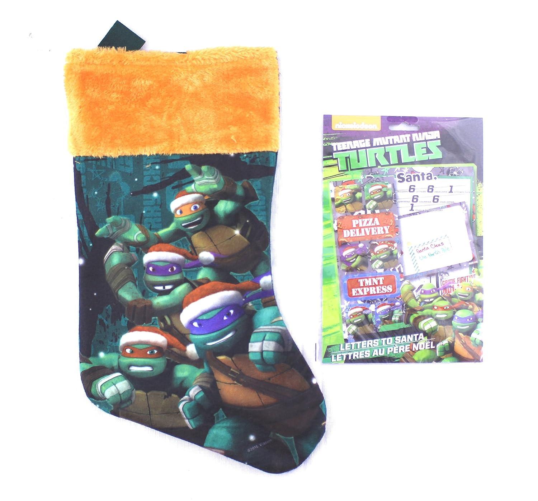 teenaged Mutant Ninja Turtles calcetín Stuffer Bundle de 6 ...