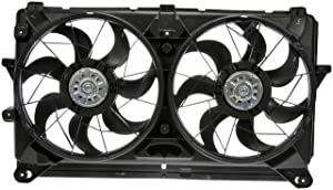 Dorman 620-653 Dual Fan Assembly for Chevrolet/GMC