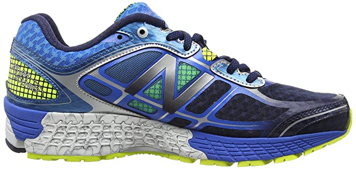 New Balance 860v5, Zapatillas de Running para Hombre, Electric Blue with Dark Sapphire, 40.5 EU: Amazon.es: Zapatos y complementos