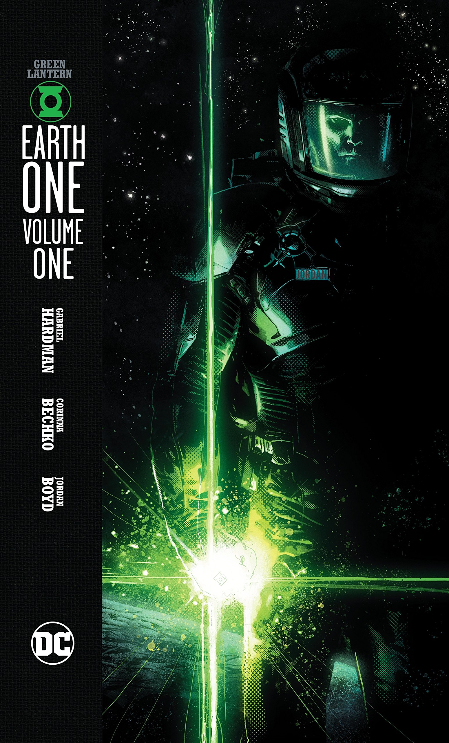 Green Lantern: Earth One Vol. 1 (Hardcover)
