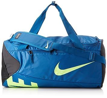 Nike Alpha Adapt Crossbody Blue Neon Green Duffel Bag  Amazon.in  Bags 0731f81f1d3f7