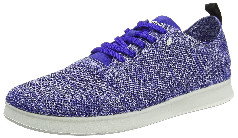 Boxfresh Herren Yansta Sneaker  41 EU|Blau (Deep Blue)