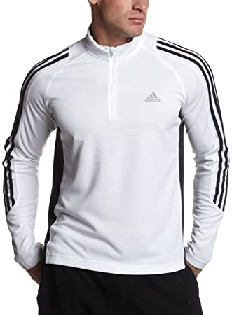 Manga Adidas Camiseta La Larga Hombres Respuesta De Media Cremallera QsrdChxBt