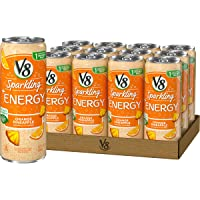 Deals on 12-Pack V8 Sparkling +Energy, Healthy Energy Drink 11.5oz