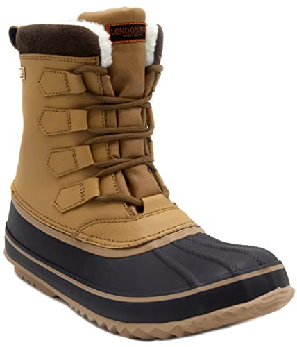 Mens Westminister Waterproof and Insulated Duck Boot