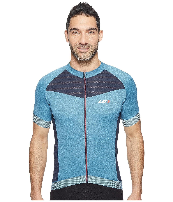 [ルイガノ] Louis Garneau メンズ Icefit 2 Jersey トップス [並行輸入品] XL Moroccan Blue/Dark Night/Ginger B06XQTLJCQ
