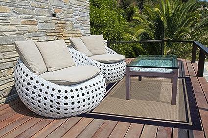 amazon com gertmenian furman prime contemporary outdoor furniture
