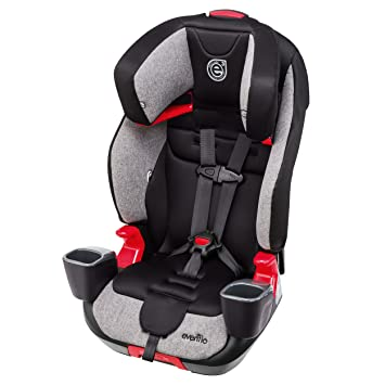 Amazon.com : Evenflo Transitions 3-in-1 Combination Seat, Legacy : Baby