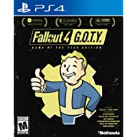 Fallout 4 Game of The Year Edition for PlayStation 4 by Bethesda
