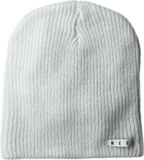 eff5db6ed4d390 Amazon.com: NEFF Men's Daily Heather Beanie, Black/Blue, One Size ...