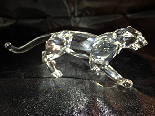 Swarovski Crystal African Wildlife Leopard Retired 217093