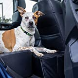 MISTIC COOL Back Seat Dog Extender and Car Storage Prevents Your Dog from Falling Off The Backseat When Driving