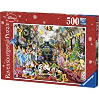 Ravensburger 500 Parça Puzzle Wd X Mas Train (147397)