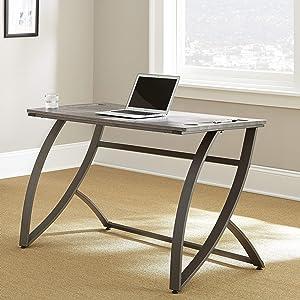 "Steve Silver Company Hatfield Desk, 47"" W x 24"" D x 30"" H"