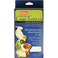Hartz Cage Liners, 7 Count