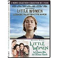 Little Women (1994) / Little Women (2019) - Set (Bilingual)