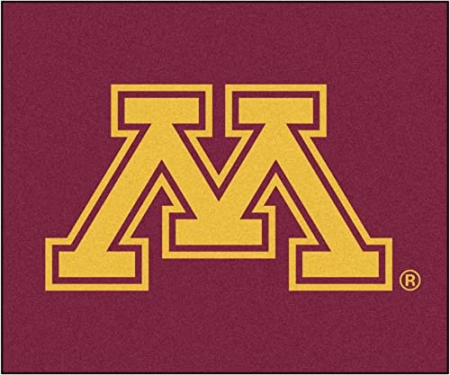 University of Minnesota Logo Area Rug
