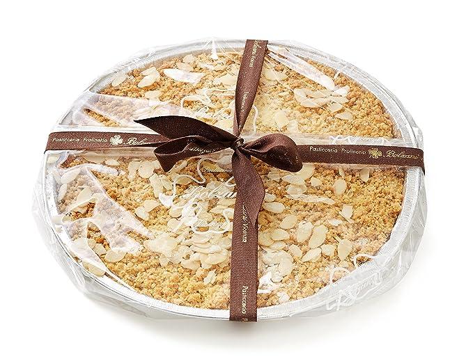 """La Sbrisolona"", pastel de la Pastelería Bolzani, pastel friable de la"