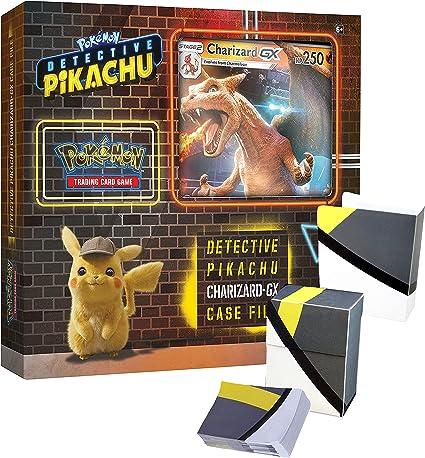 Pokemon Tcg Mewtwo Gx Box Detective Pikachu Special Case File 6 Packs