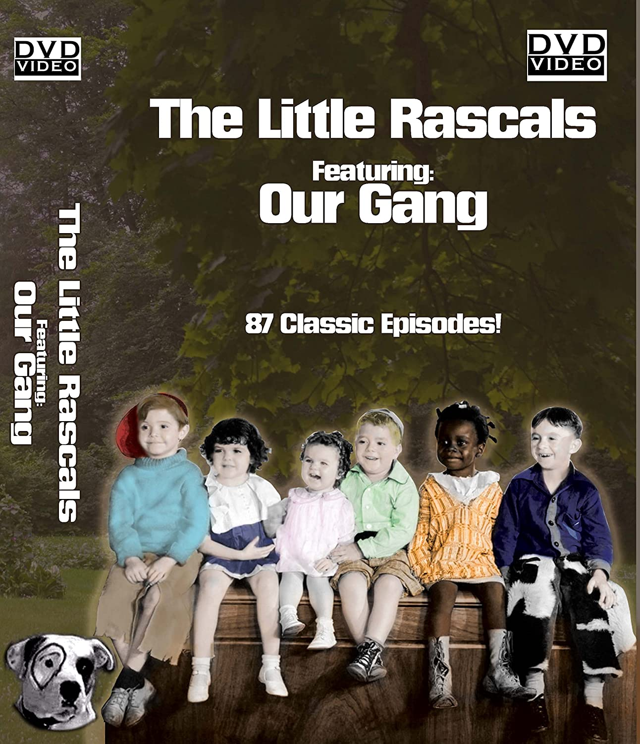 Video Little Rascals Arbor Day Color