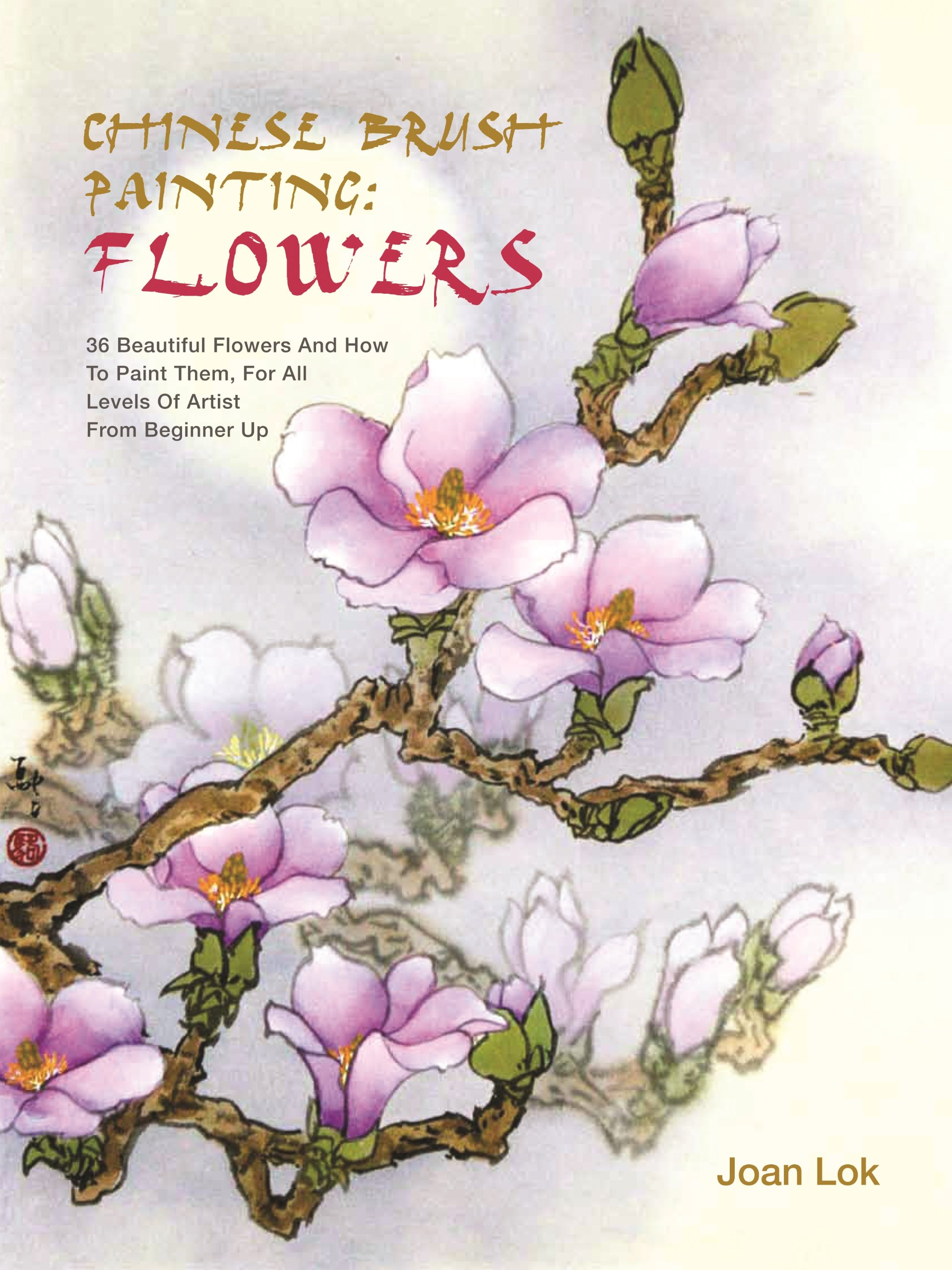 Chinese Brush Painting Flowers 36 Beautiful Flowers And How To