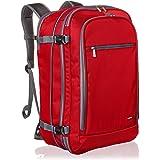 Amazon Basics Carry-On Travel Backpack - Red