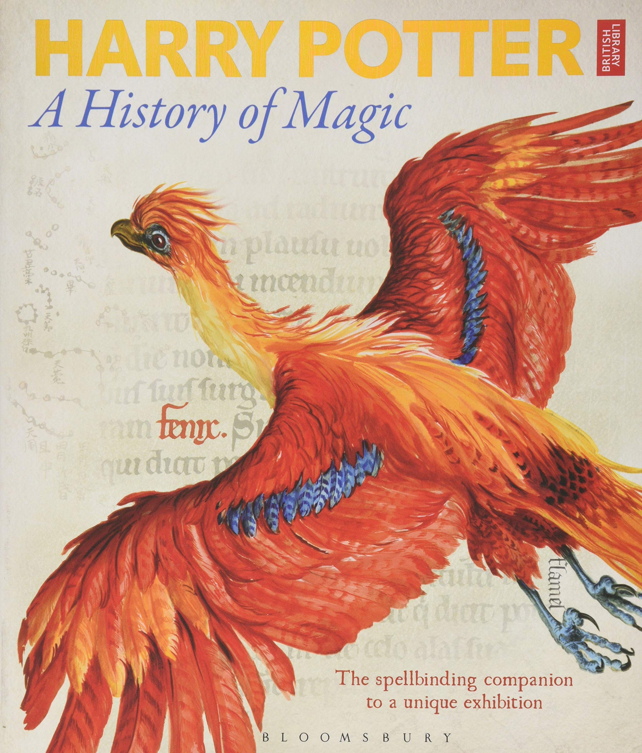 Harry Potter. A History Of Magic: The Book of the Exhibition ...