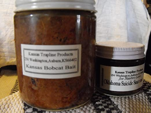 Last Stop Bait High Hills Gland Lure Complete Bait and Lure Package Combo Kansas Call LDC Oklahoma Suicide Sauce