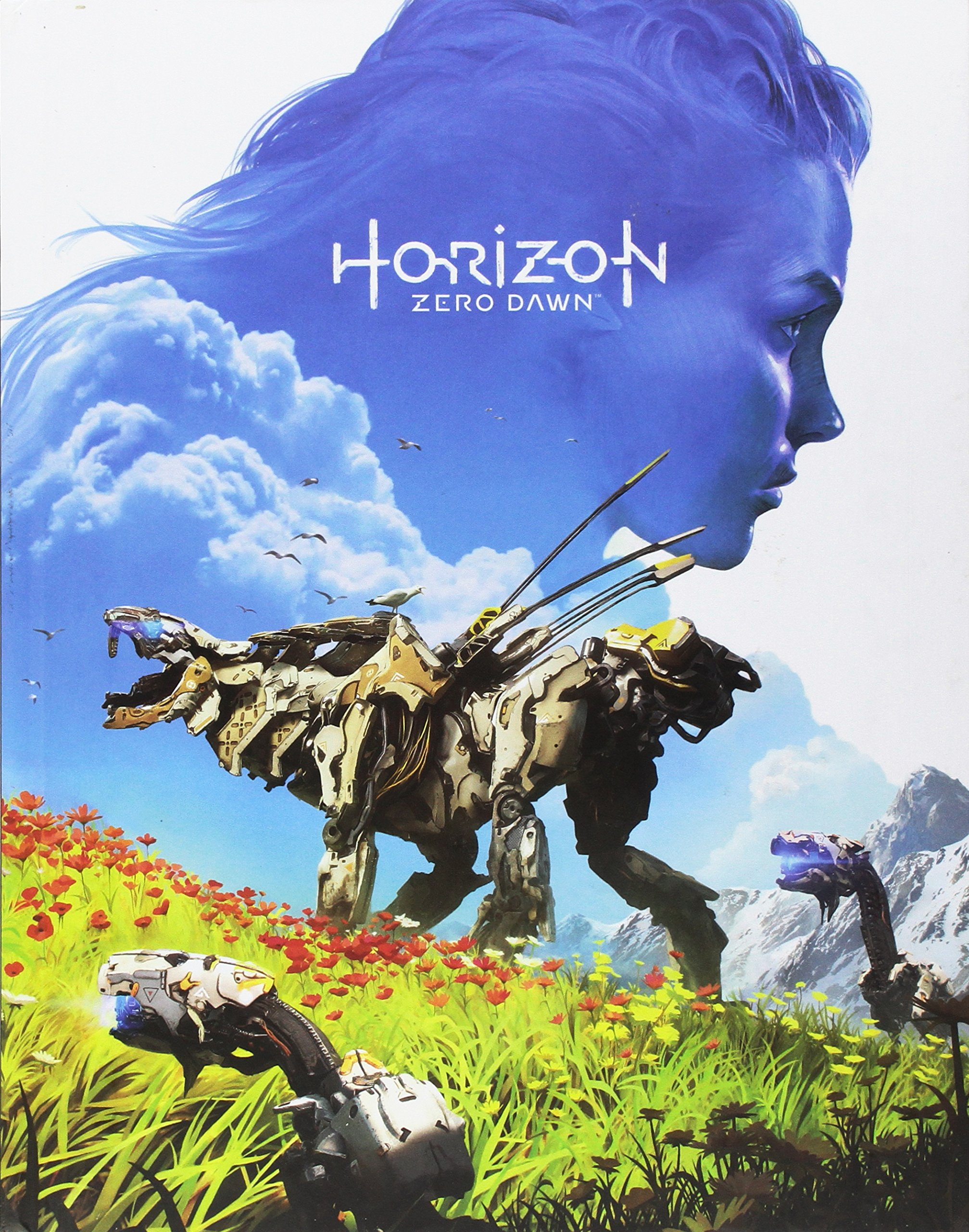 Horizon Zero Dawn Collectors Edition Guide Amazon Co Uk Future