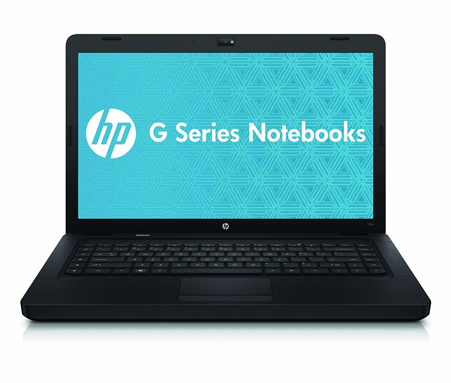 "HP G56-114SA 15.6"" Laptop (Intel Celeron 2Ghz, 3GB Ram, 500GB HDD, Windows  7 Home Premium 64-bit) - Black: Amazon.co.uk: Computers & Accessories"