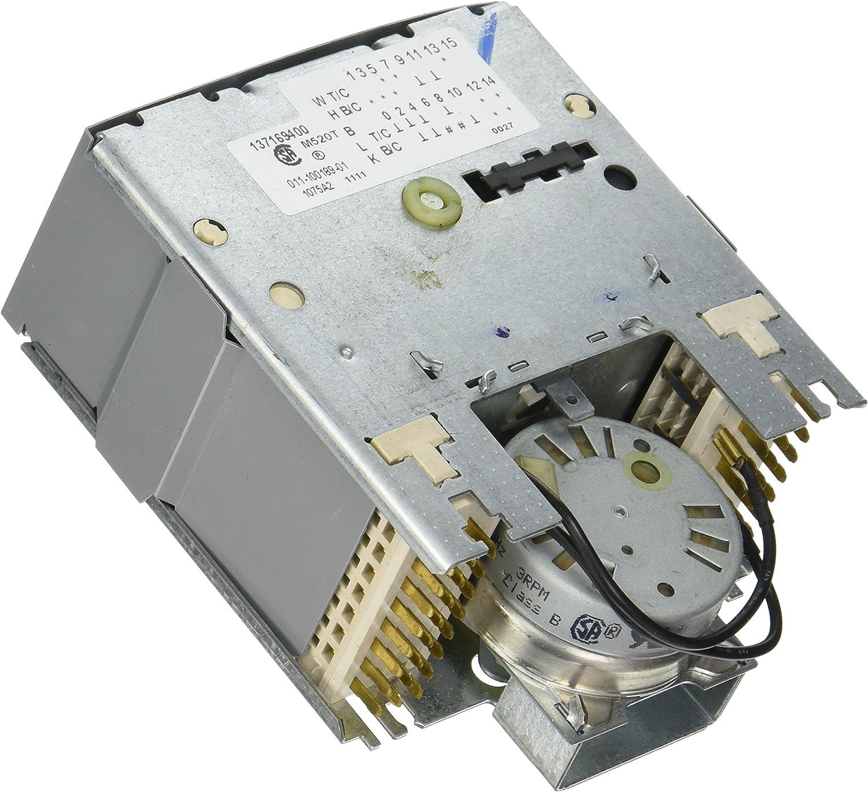 Frigidaire 137169400マシン洗濯タイマーユニット