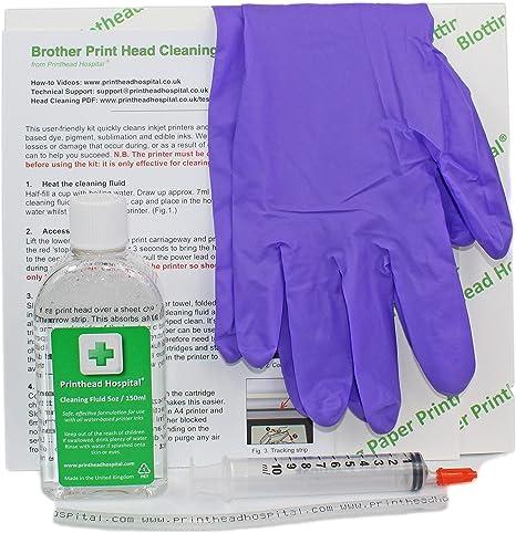 Amazon.com: Limpiador del cabezal de impresión para ...