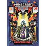 Dungeon Crawl! (Minecraft Woodsword Chronicles #5) (A Stepping Stone Book(TM))