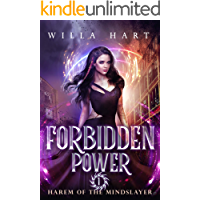 Forbidden Power: A Paranormal Romance (Harem of the  Mindslayer Book 1) (Harem of the Mindslayer)