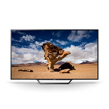 Sony KDL40W650D 40  Class Built-In Wi-Fi HD TV (Black)
