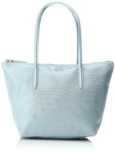 ebe6337e28 Lacoste NF2037PO femme L1212 Concept Sacs bandouliere Bleu (Sterling Blue)