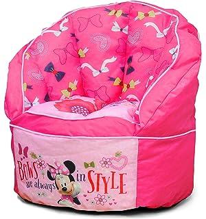 Disney Minnie Toddler Bean Bag Chair Pink