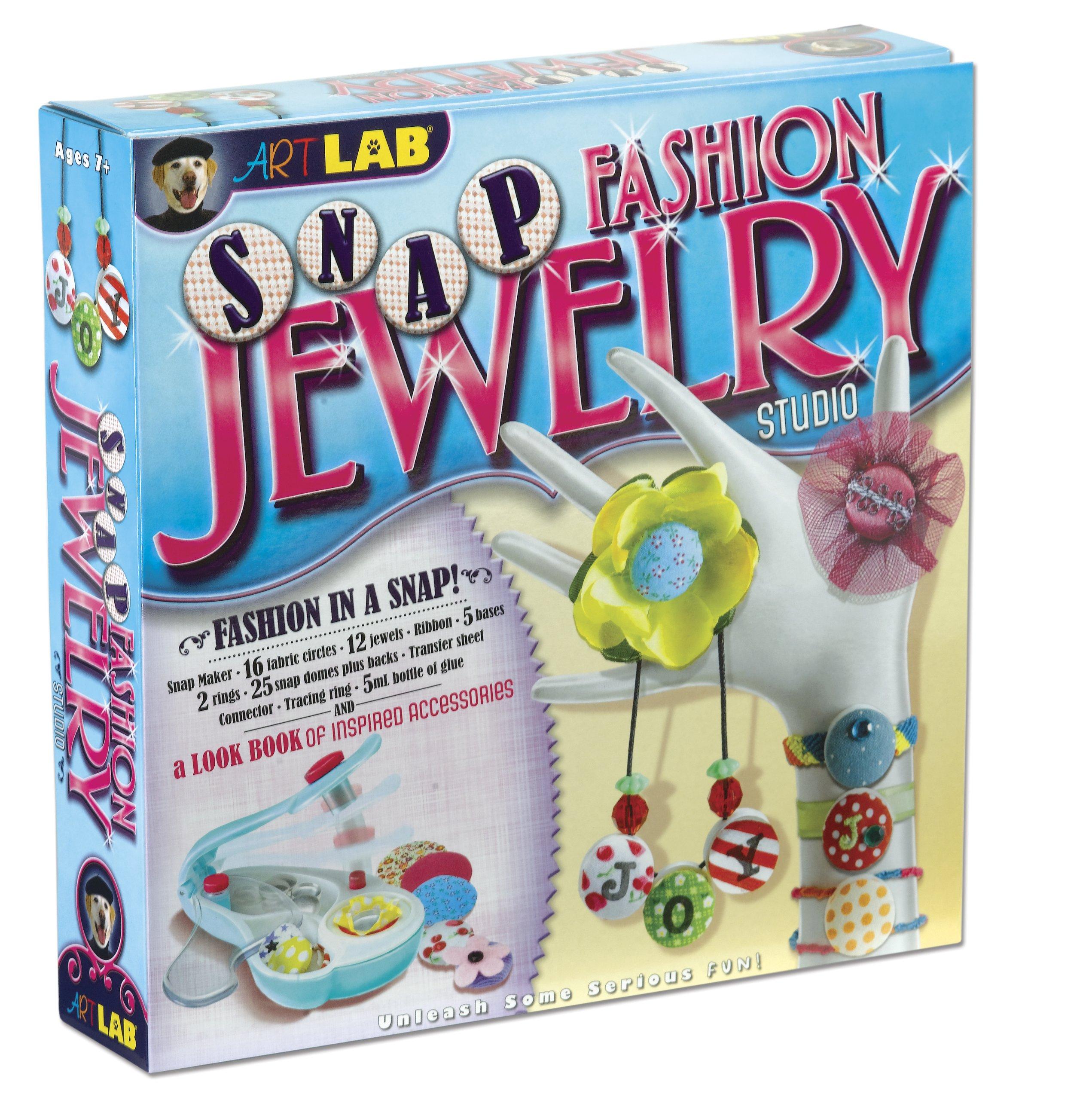 SmartLab Toys Snap Fashion Jewelry Studio