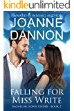 Falling for Miss Write (Bachelor Down Under series Book 2)