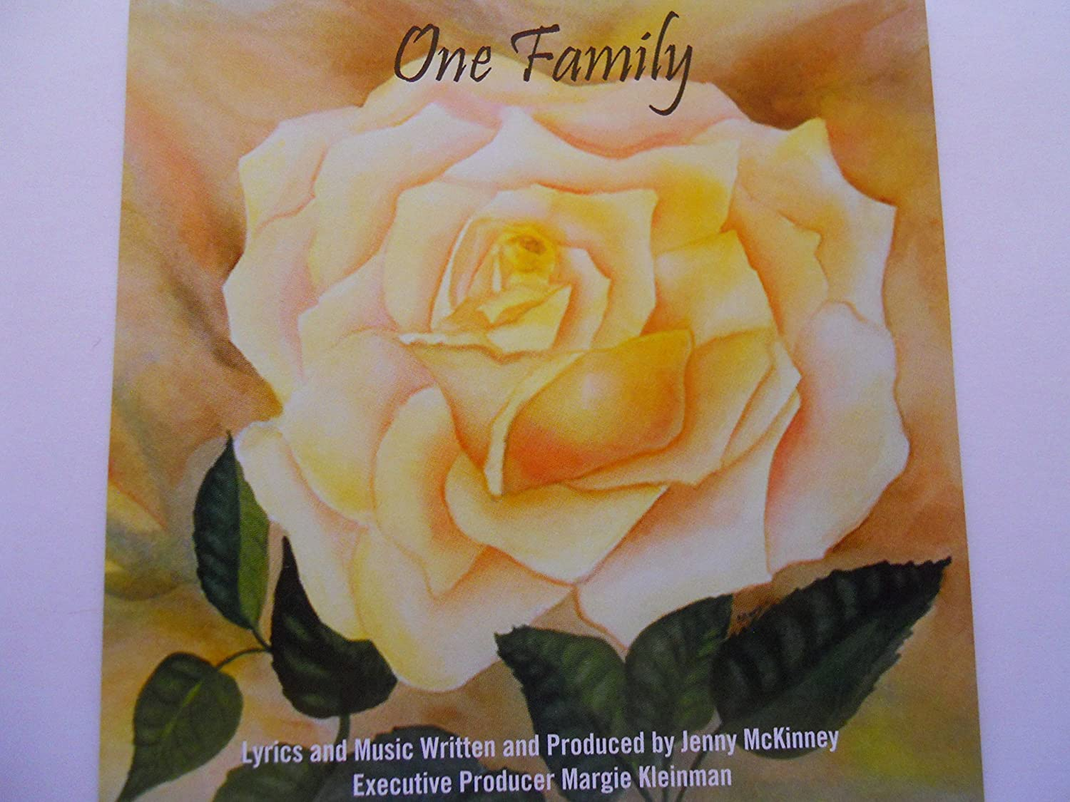 Jenny McKinney - One Family - Amazon.com Music
